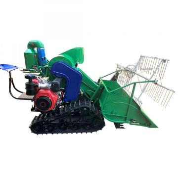 Small Agricultural Machinery Harvester For Wheat