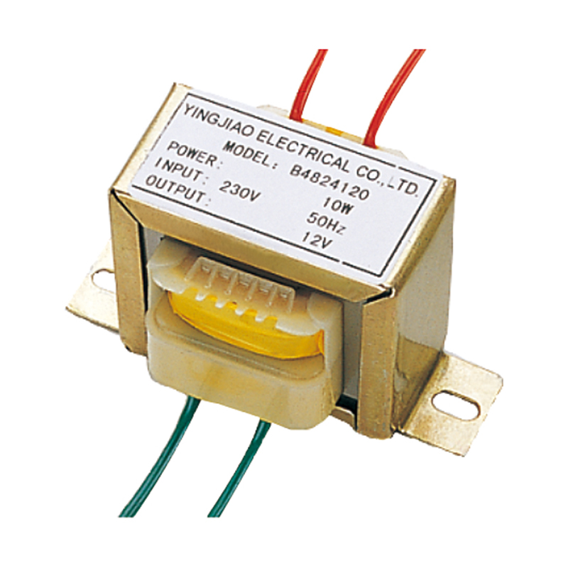 EI Transformer 50HZ 10W 12V 24V Power Transformer