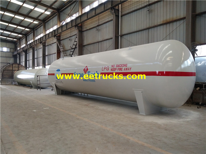 Domestic LPG Tanks