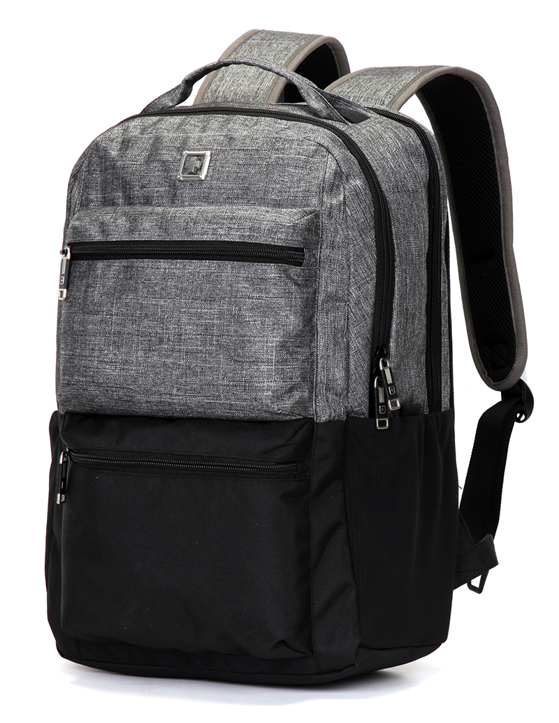 Computer bag stylish travel grey