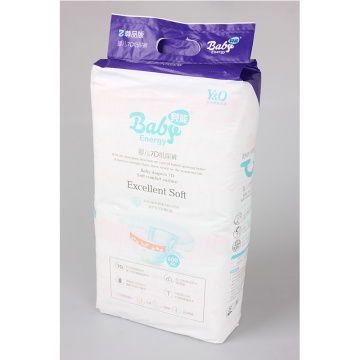 High Quality Disposable Soft Breathable Cotton Baby Diapers
