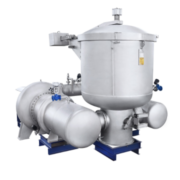 HTTP Rapid Pressure Dryer