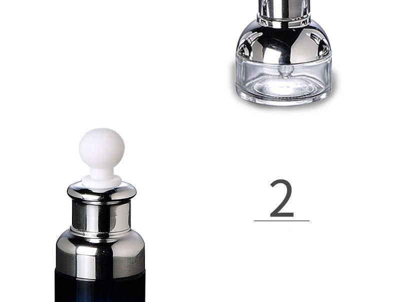 Cosmetic glass bottle essencestock dropper bottle (4)