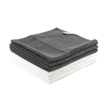 16x16in Compact Edgelss Ceramic Coating Microfiber Towel
