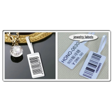 Fast Dry PP Synthetic Paper for Barcode
