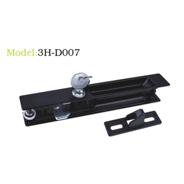 SLIDING DOOR DOUBLE LOCK WITH KEY