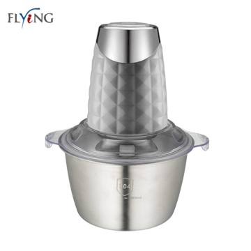 Stainless Steel Electric Food Chopper Amazon India