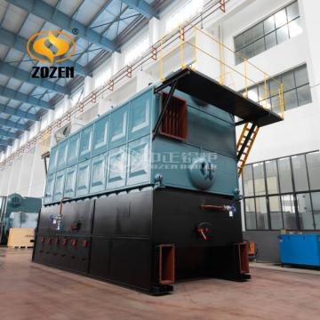 30T Biomass Fired Water Tube Steam Boiler