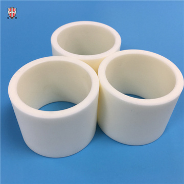 high temperacture 95% 99% alumina ceramic sleeve bushing
