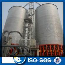 Assembly Hopper Bottom Grain Steel Silo