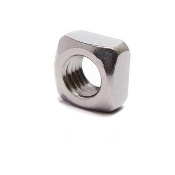 DIN 557 stainless steel  square nuts