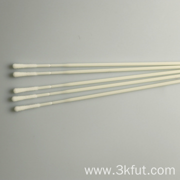 Direct selling Sample Collecting Flocked Nylon Nasal Swab