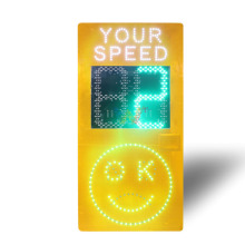 Car LED Display radar led speed limit sign