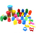CE Approval Plasticine Flow wrapping machine Children Toy Pillow Packing machine