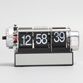 Retro Flip Alarm Clock with Dynamic Seconds