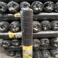 Hot dip electro galvanized chicken wire mesh