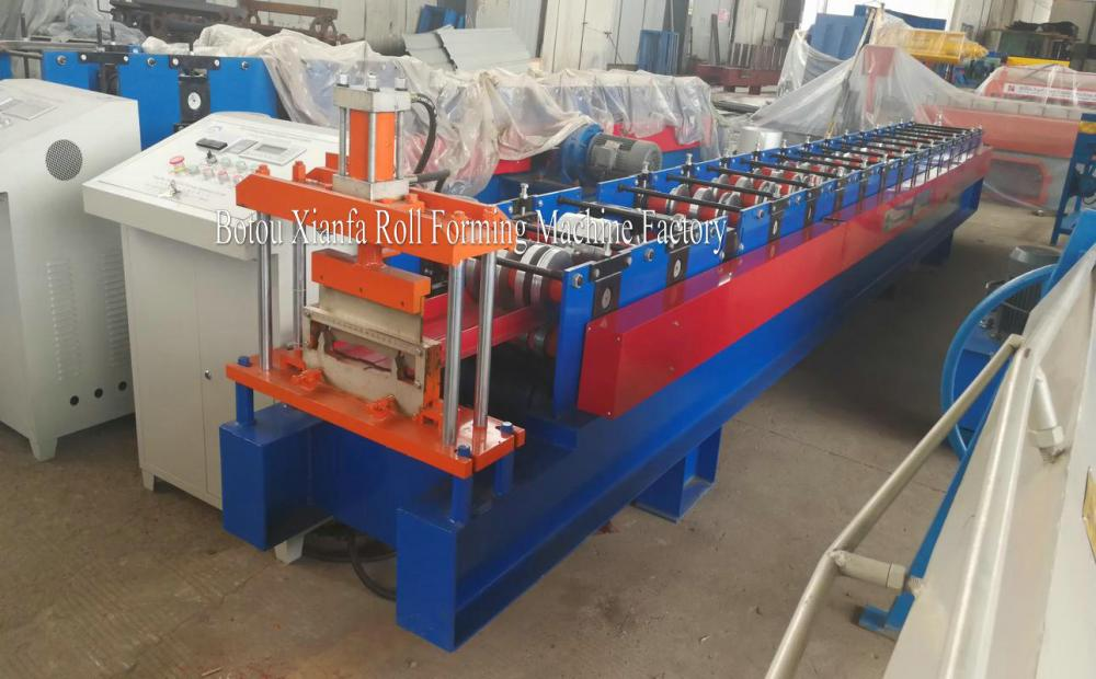Ghana Roofing Sheet Self Lock Standing Seam Machine