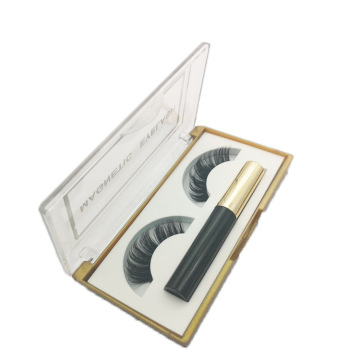 Magnetic Eyeliner Wimpern Luxus Wimpern Private Label