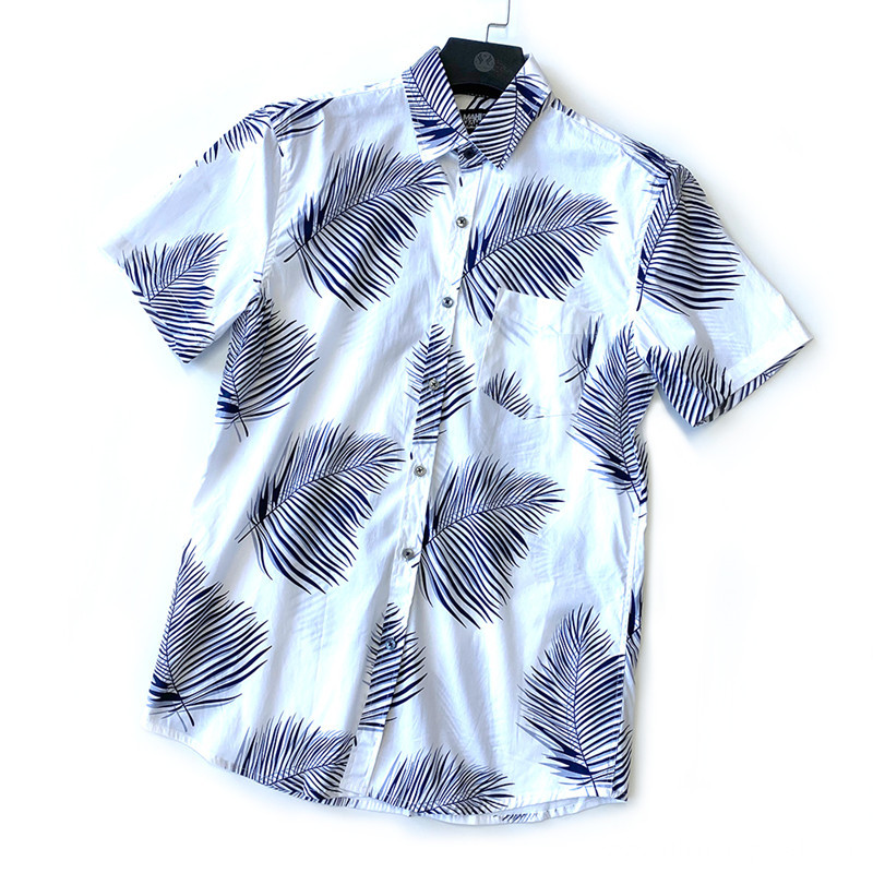 Funny Design Summer Printed Casual Shirt