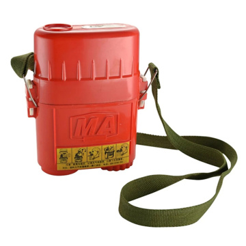 Coal Mine Oxygen Self-rescuer Small Weight
