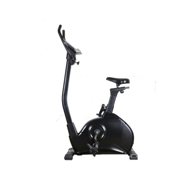 Home Use Magnetic Elliptical Training Exercise Bicycle Black