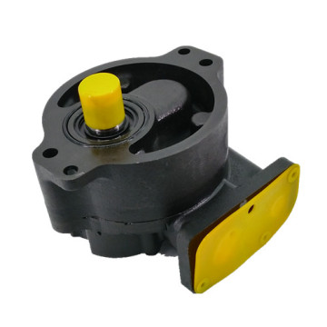 caterpillar loader gear pump