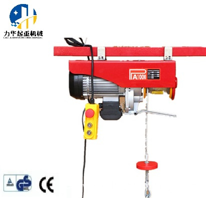 Mini Electric Hoist with Trolley