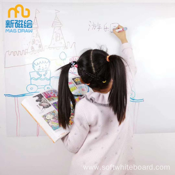 Peel And Stick Magnetic Wall Boards For Kids