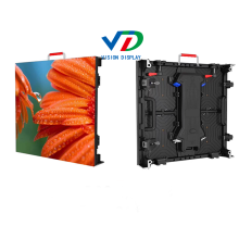 PH3.91 Indoor rental LED Display with 500x500mm Cabinet