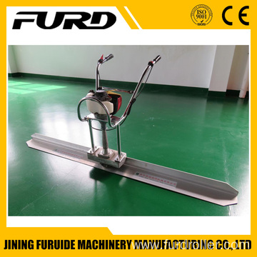 Supply gasoline concrete floor level machine/concrete vibrator screed with CE