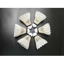 Factory Wholesale OEM Level5 Goose Feather Badminton