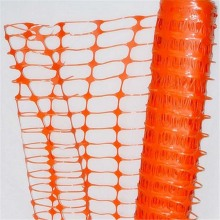 Easy to operate lightweight orange rectangle safety net