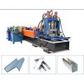 Multifunctional Cutting C Purlins Roll Forming Machine