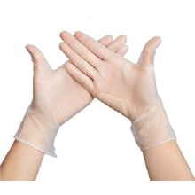 Vinyl Gloves Medical Disposable Working Gloves