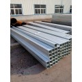 HZ 100mmX100mm steel square tubing