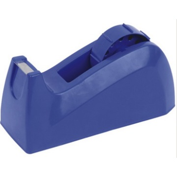 Blue Plastic Tape Dispenser