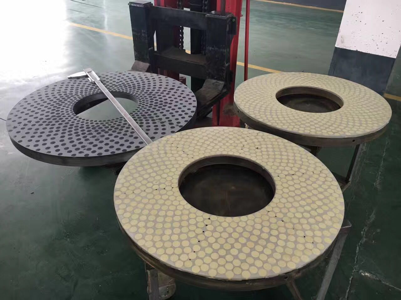 diamond and CBN grinding wheel