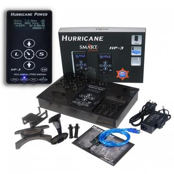 NEW Hurricane® Samrt Touch HP-3 Tattoo Power Supply