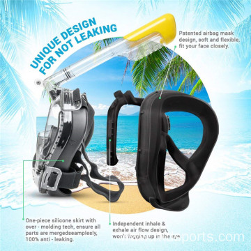 Best Selling Adult Full Face Scuba Diving Mask