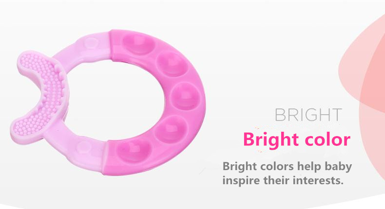 Baby BPA Free Teether