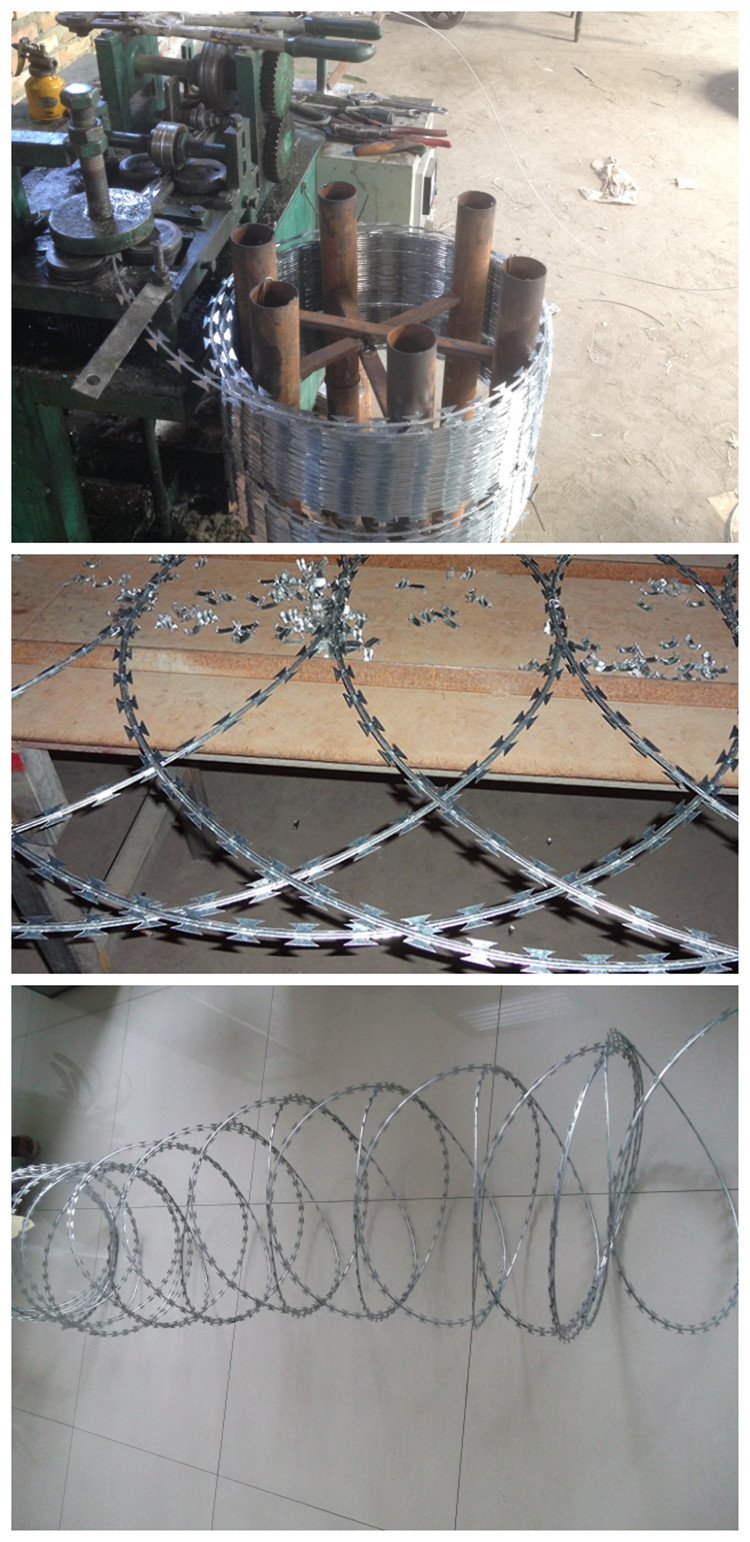 razor barbed wire 9