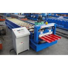 Processing Roof Tile Self Locking Forming Machine