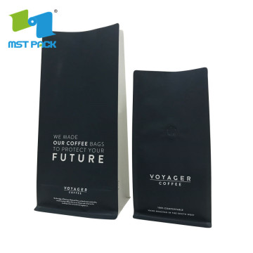 disposable food grade kraft paper packaging bag