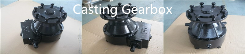 Casting gearbox
