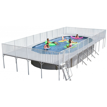 Aluminum Safety Pool Fence