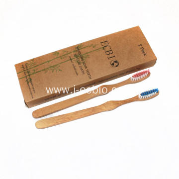 Private Label Bamboo Toothbrush Kids