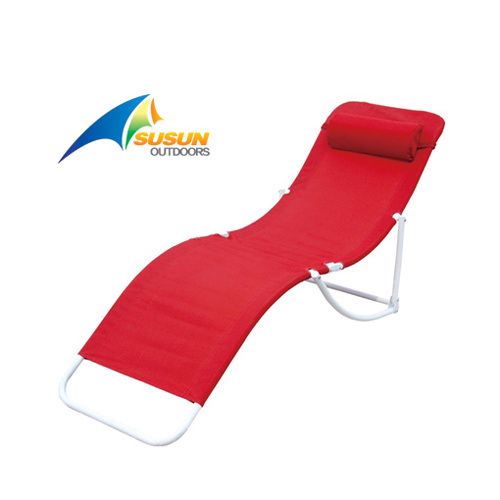 Beach Bed With Pillow