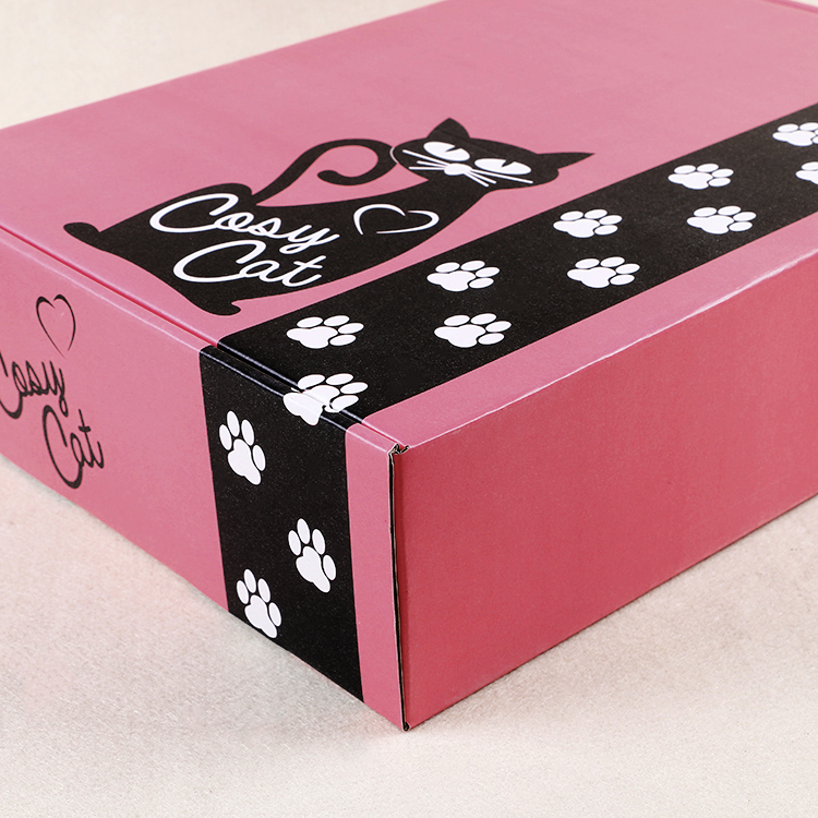 Custom shipping box mailer