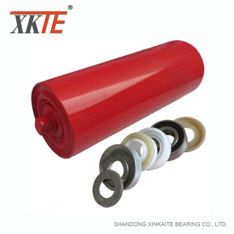 Mining Steel Idler Roller Spare Parts