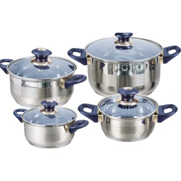 Multifunctional stainless steel pot